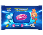 Smile wet toilet paper, Sensitive, 44pcs