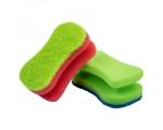 McLean ergonomic cleaning sponges, 2 pcs
