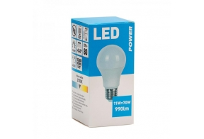 Philips LED-lamppu A60 8W E27 806lm 827 15000h matta