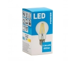 Filament LED bulb GLS 803LM E27, Power