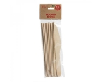 Wooden knives 20pcs, Kraft box, Smile