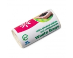 Biobag Биоразлагающийся мешок для мусора, 240 л, 7шт/рулон