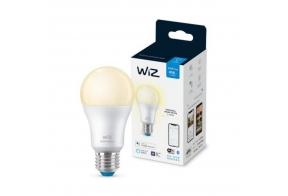 WiZ LED lamp Wi-Fi A60 8W 806lm E27 2700K 25000h dimmable