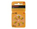 Kodak hearing aid P675 battery (6pcs)