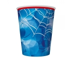 Paper cups 250ml, 8 pcs, Car
