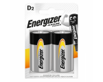 Energizer D (LR20) Power alk.battery, 2 pcs/bl
