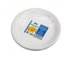 Smile Paper plates 22cm, 50 pcs, extra strong