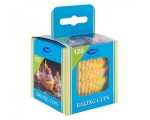 Smile American muffin cups, 24 pcs, white, in box