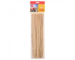 Elise bamboo skewers 30cm, diam. 3mm, 100pcs