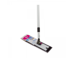 McLean-Prof. window cleaning mop set, with telescopic handle