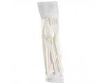 McLean Комплект – нож, кофейная ложка, салфетка, зубочистка