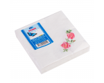 Smile Napkins 33x33cm 3-ply, 20pcs, Rose