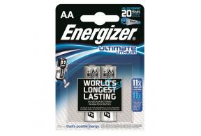Energizer L91 AA liitium patarei, 2 tk/bl