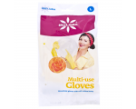 McLean Rubber Gloves flocklined, M