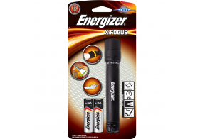 Energizer headlight Vision HD Plus 3xAAA included
