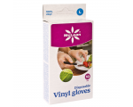 McLean Disposable  Vinyl gloves 100 pcs, M
