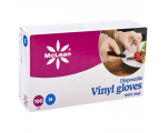 McLean Disposable  Vinyl gloves 100 pcs, S