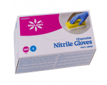 McLean Disposable  Nitrile gloves 100 pcs, S