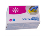 McLean Disposable  Nitrile gloves 100 pcs, L