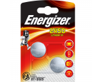 Energizer CR2450 lithium battery, 3,0V 2 pcs/bl