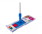 McLean-Prof. magnetic mop set 40cm with telescopic handle