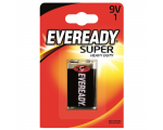 Eveready Super Heavy Duty 6F22 (9V) bl.