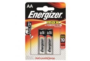 Energizer AA (LR6) Max leelispatarei, 2 tk/bl