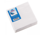 Smile Napkins 25x25cm 3-ply, 20pcs, White