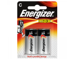 Energizer C (LR14) Max leelispatarei, 2 tk/bl