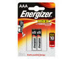 Energizer AAA (LR03) Max leelispatarei, 2 tk/bl