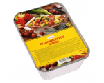Elise aluminium foil dishes 0,85 L, 6 pcs