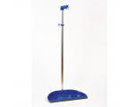 McLean-Prof. blue microfiber floor mop 35x60 cm with velcro, 1 pcs