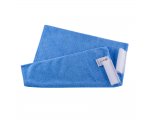 McLean-Prof mid-duty scouring pad, green 15x23cm, 12 pcs