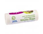 McLean Food Waste Bags, 30L, 10pcs/roll