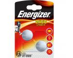 Energizer, CR2450, litiumparisto, 2kpl, 3V