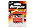Energizer AA (LR6) Max alk.battery, 4 pcs/bl